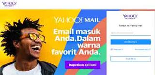 Buka email yahoo
