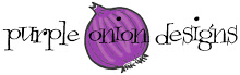 Design For Purple Onion Designs