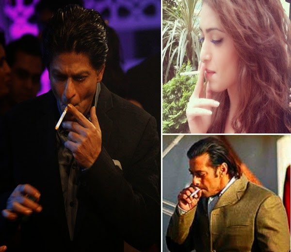 Photos Bollywood Celebs Caught Smoking At Public Place