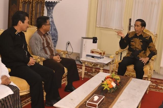 Jokowi Ajak PKS Gabung Koalisi 2019, Sohibul Iman Beri Pernyataan 'Monohok'
