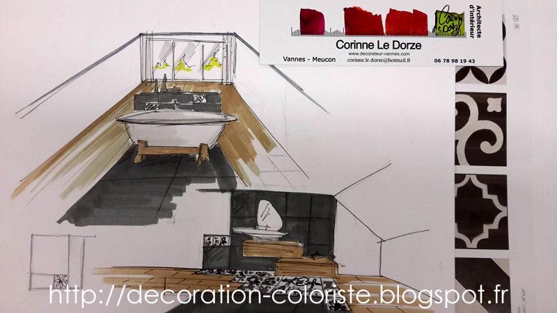 Corinne LE DORZE Dcoratrice Architecte Dintrieur Corinnedeco56