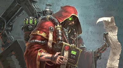 Warhammer 40K: Mechanicus Story