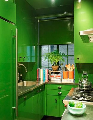 Chinoiserie Chic The Green Chinoiserie Kitchen