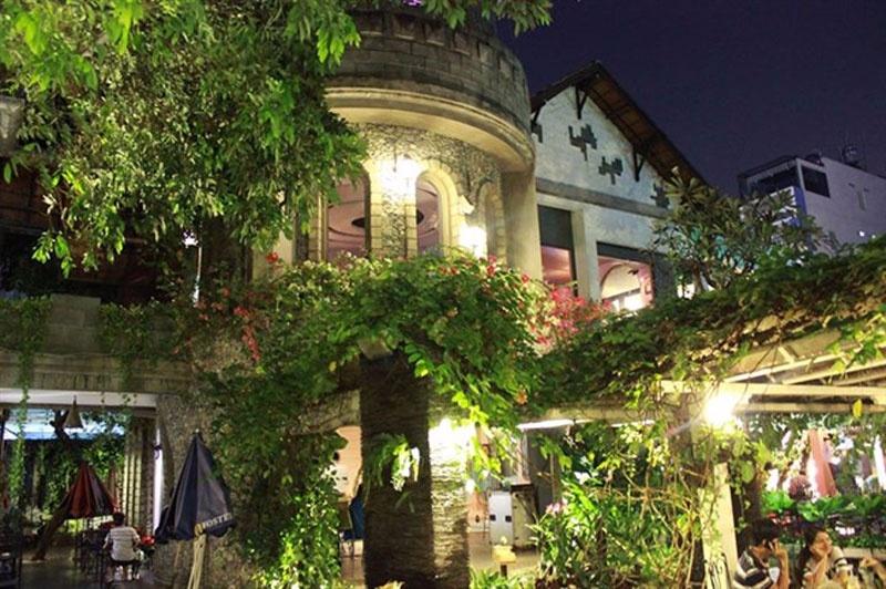 10 quán cafe biệt thự sân vườn đẹp như mơ ở nam s1g