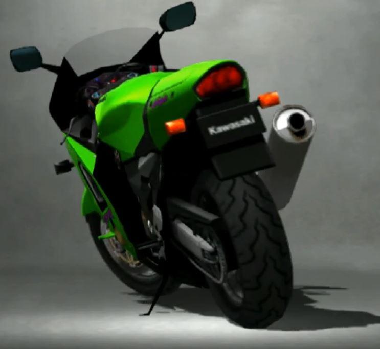 Kawasaki Ninja ZX-12 R 2000