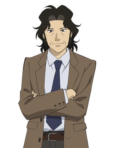 Junichi Suwabe como Sousuke Ajino
