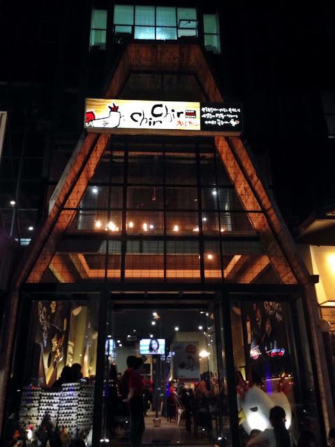 restoran ayam korea di Jakarta Utara
