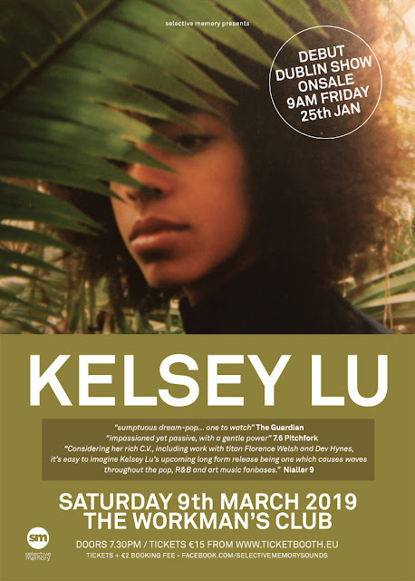 Kelsey Lu - The Workmans Club - Tickets