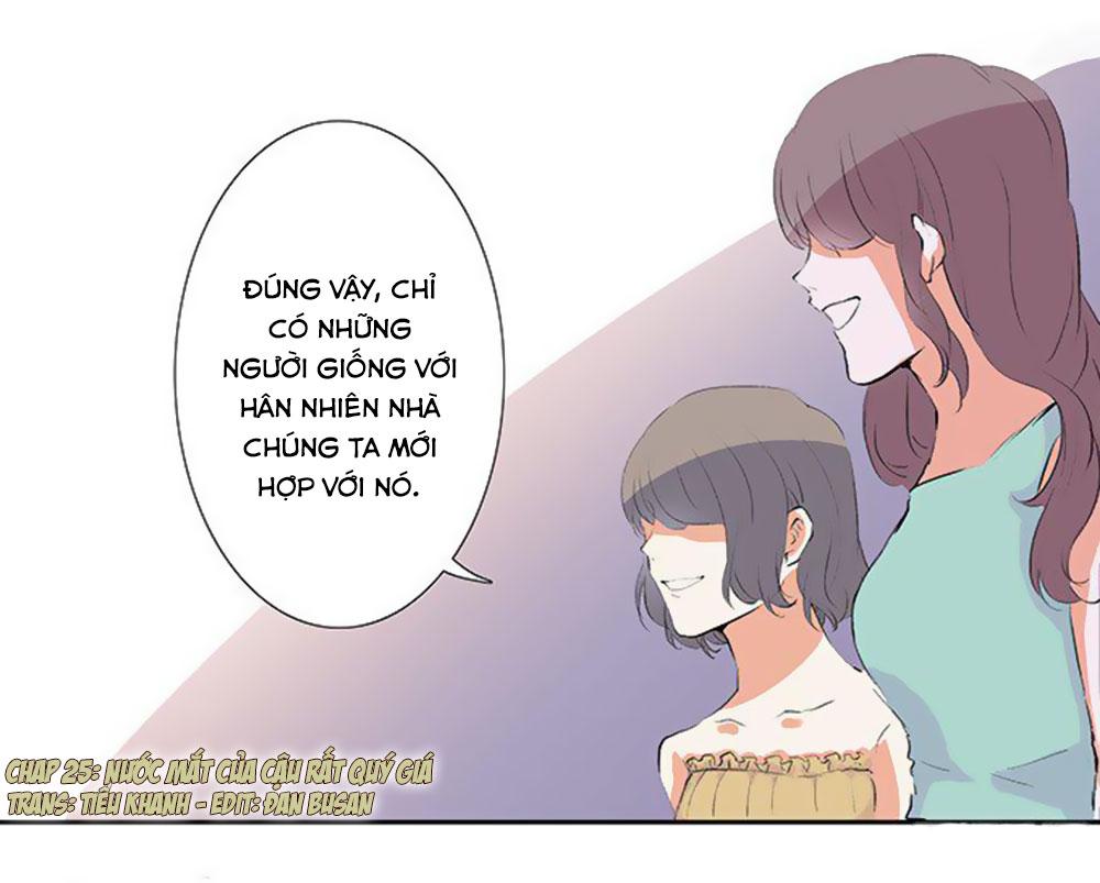Thiên Kim Đường Môn Chap 25