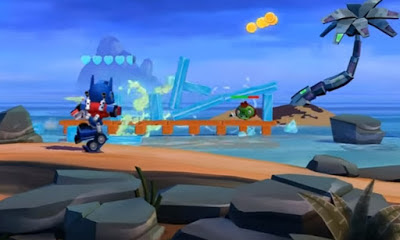 angry birds transformers mod apk unlimited gems and coins