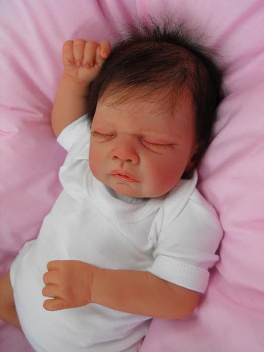 Куклы младенцев от Glenda Ewart 8