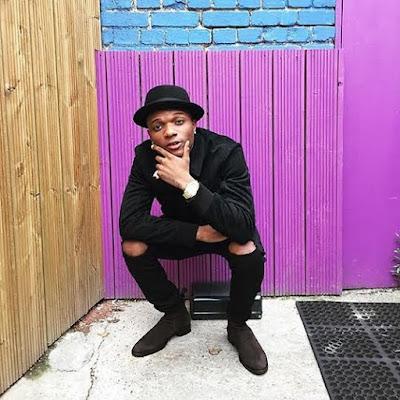 Wizkid best Nigerian pop star says Vogue Magazine