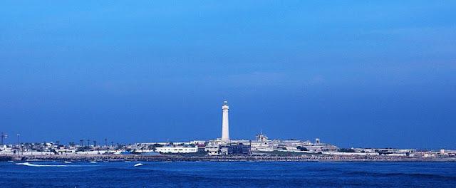 View of Casablanca, Morocco