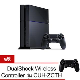 PS4 Sony PlayStation 4 500GB Jet Black