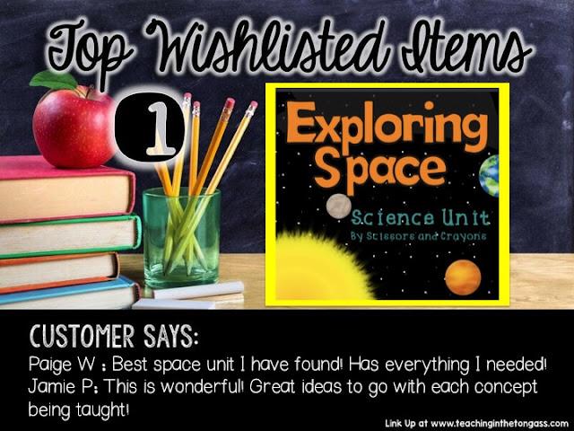 https://www.teacherspayteachers.com/Product/Space-Science-Unit-Exploring-Space-1627042