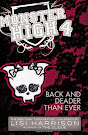 Monster High Back and Deader Than Ever Book Item