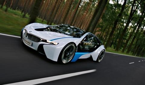Bmw I8 New Car Mode Automobile For Life