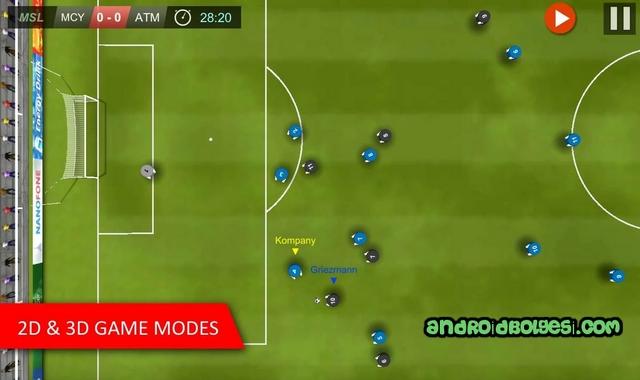 mobile soccer league