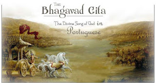 Bhagwat Gita in Portuguese  : Book in PDF