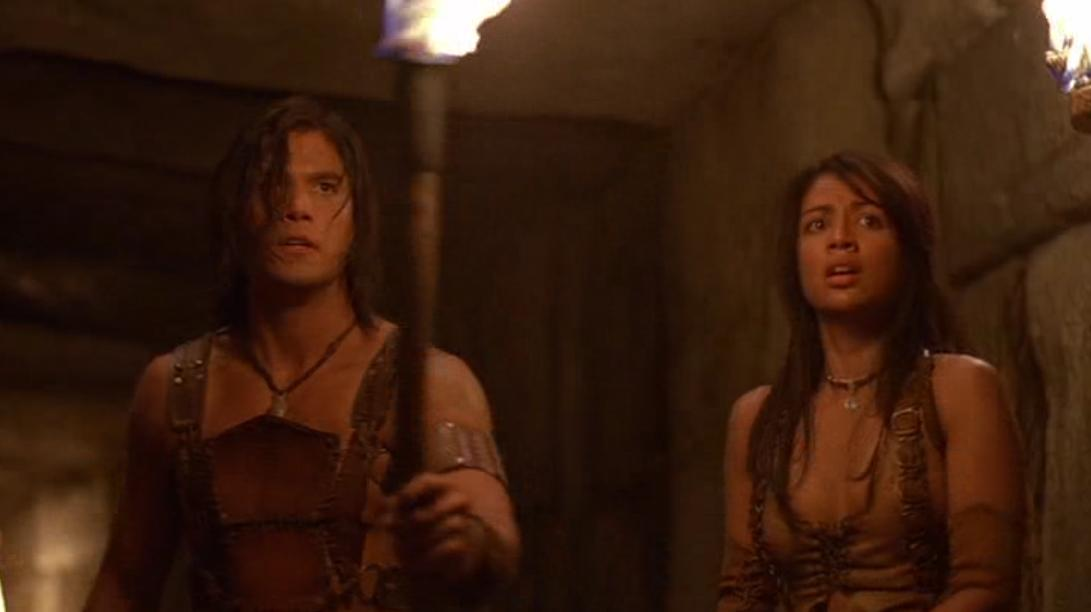 Fantasy Flix: The Scorpion King: Rise of a Warrior (Video ...