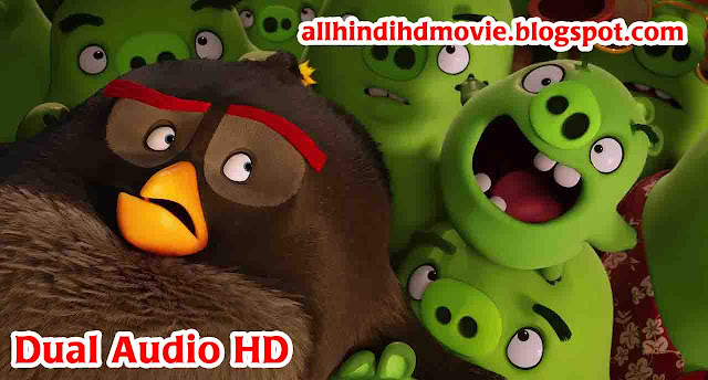 Angry Bird Movie In Hindi Download
