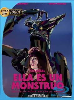 Ella Es Un Monstruo HD [1080p] Latino [Mega] SilvestreHD