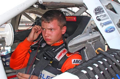 "Brother Clayton Weatherman Takes His Turn Behind The Wheel ""Where Speed Belongs!"" #arca"