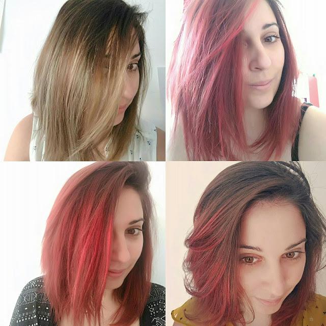 Coloration Colorista l'Oréal