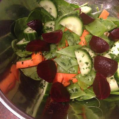 Super Salad Sundays