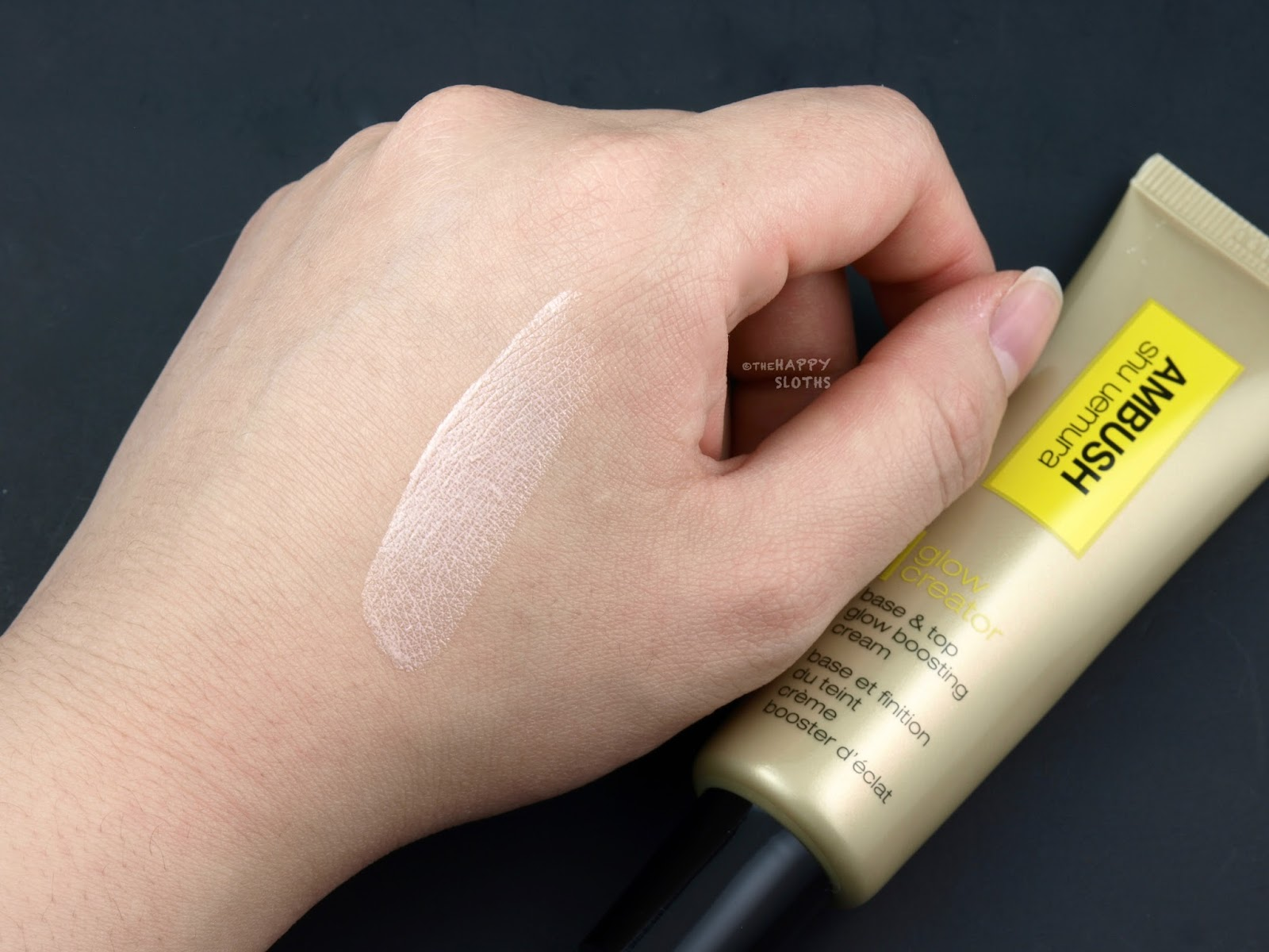 Shu Uemura x AMBUSH Collection | Glow Creator: Review and Swatches