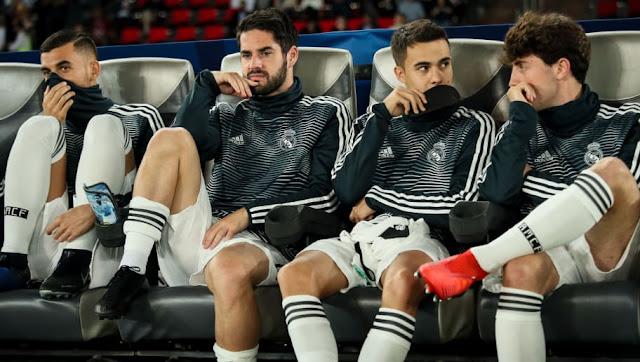 Les 7 joueurs du Real Madrid qui devraient partir prochainement