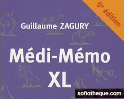Télécharger Médi Mémo XL livre PDF