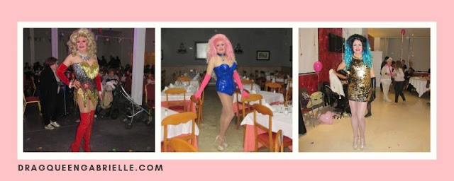 Shows drag queen para fiestas y eventos con Gabrielle. Madrid.