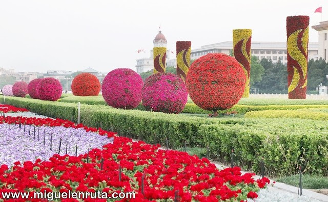 Jardines-Plaza-Tiananmen