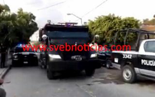 Balacera en San Francisco del Rincon Guanajuato deja un muerto y 4 heridos