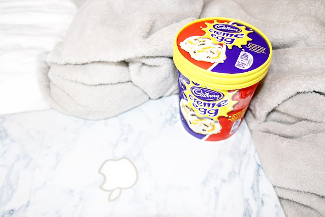 Katherine Penney Chic Ice Cream Yummy Sweet Treat Creme Egg