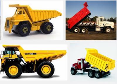 Pengertian Dump Truck Jenis dan Bagian-Bagiannya
