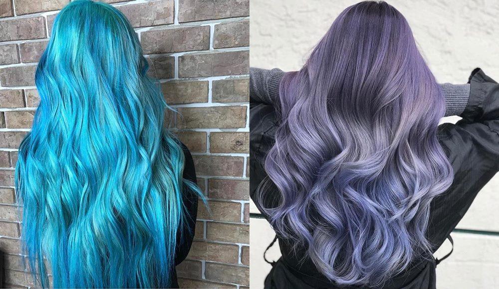 modne włosy na jesień
