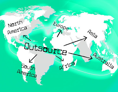 passive income ideas by outsourcing