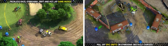 Reckless Racing 3 v1.1.5 APK+DATA