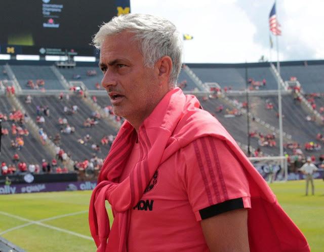 Mourinho là ứng cử viên số 1 bị sa thải ở EPL