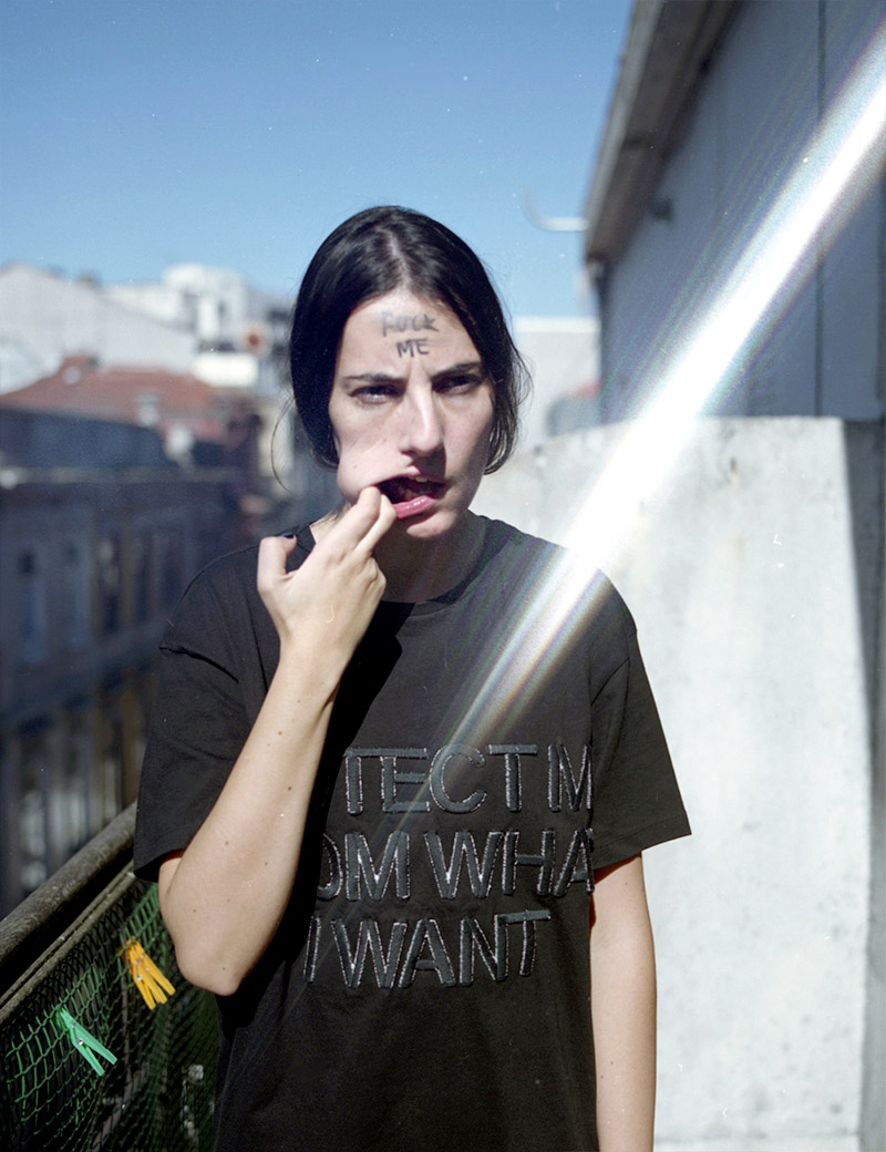 ©Rita Lino - Self-Portraits. Fotografía | Photography