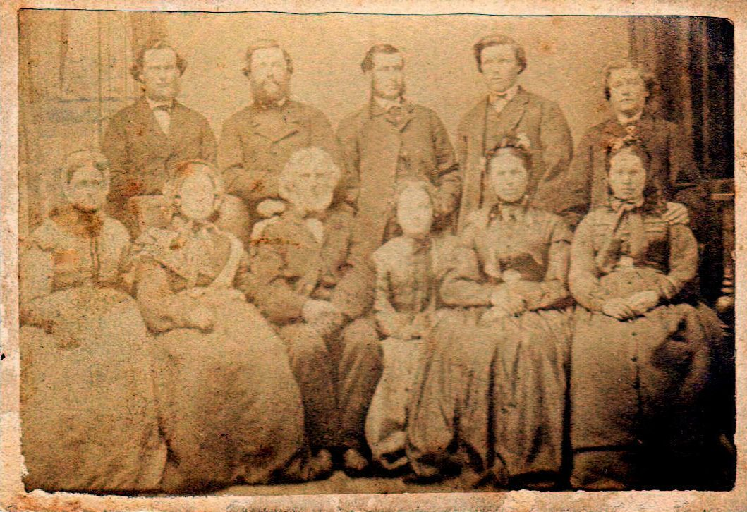 The John Culbert-Mary Ward Family