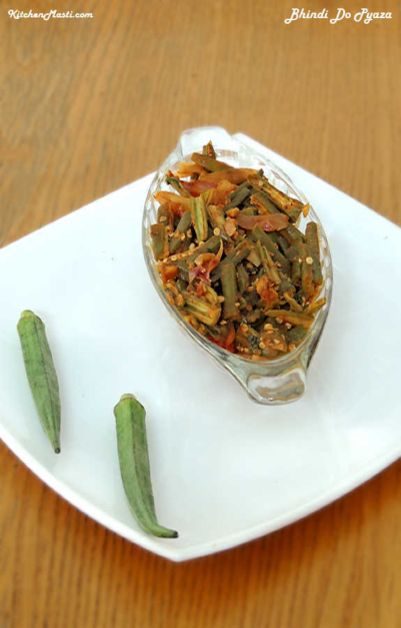 Bhindi-Do-Pyaza-Recipe