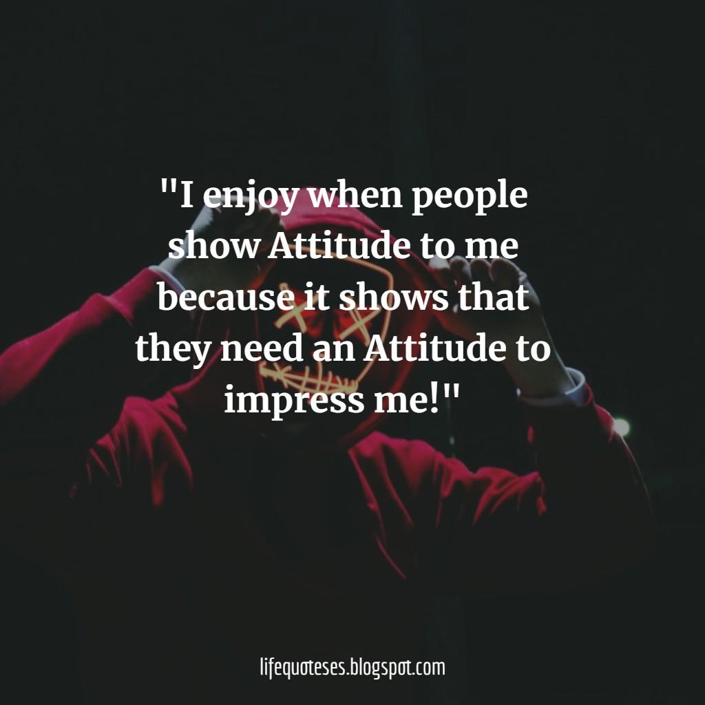 English fb attitude status in 160x Attitude