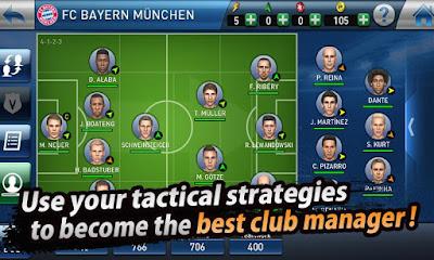 PES Club Manager Mod APK4