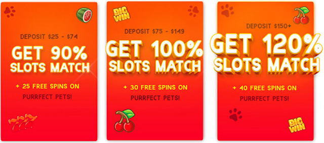 Freespin casino reload bonuses