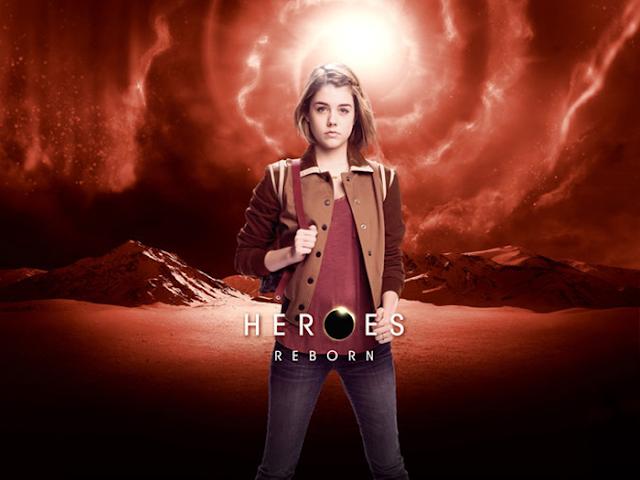 Heroes Reborn: Emily