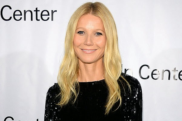 Gwyneth Paltrow and other stars at the party Great American Songbook