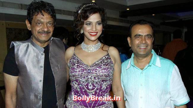 Shakeel Noorani, Tanisha and Yogesh Lakhani, Page 3 Girl Tanisha Singh Birthday Bash Pics